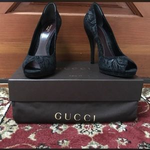 GUCCI STILETTOS BRAND NEW